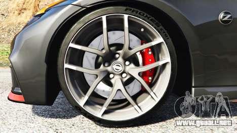 Nissan 370Z Nismo Z34 2016 [add-on] para GTA 5