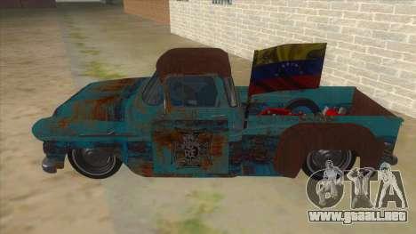 Chevrolet Apache para GTA San Andreas left
