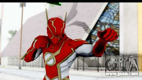 Flash Hypersonic (INFINITE CRISIS) para GTA San Andreas