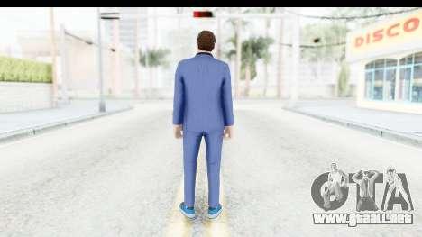 GTA 5 Online Skin Random para GTA San Andreas tercera pantalla
