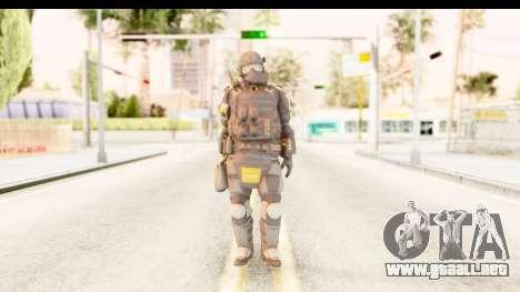 Monarch Shotgun para GTA San Andreas segunda pantalla