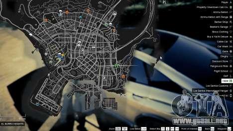 GTA 5 Story Mode Heists [.NET] 1.2.3 segunda captura de pantalla