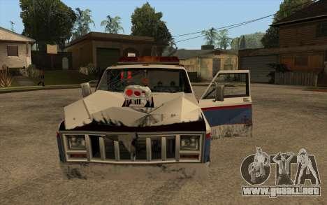 Nuevo remolque para visión interna GTA San Andreas