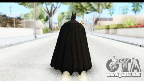 Batman vs. Superman - Batman v2 para GTA San Andreas tercera pantalla