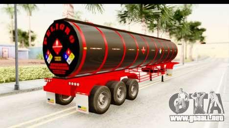 Trailer Fuel para GTA San Andreas left