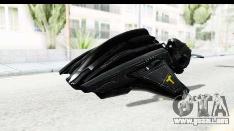 Spectre Hoverbike para la visión correcta GTA San Andreas