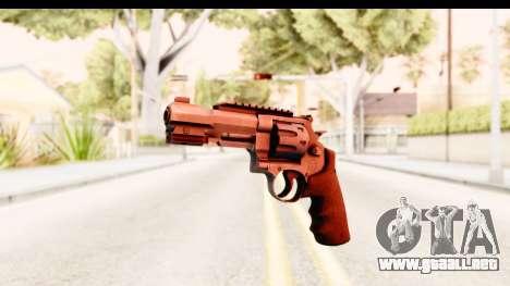 R8 Revolver para GTA San Andreas segunda pantalla