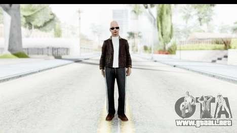 Gopnik para GTA San Andreas segunda pantalla