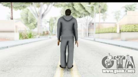 Yakuza 5 Kazuma Kiryu Home para GTA San Andreas tercera pantalla