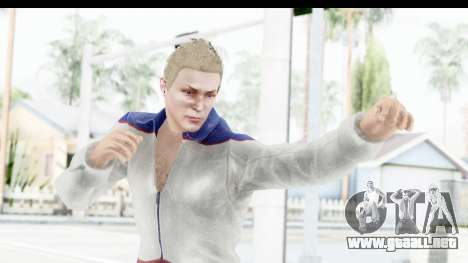 GTA 5 DLC Cunning Stuns Male Skin para GTA San Andreas