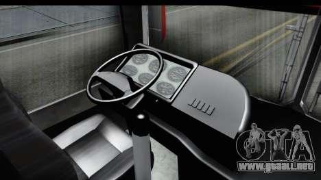 Dodge 300 Microbus para GTA San Andreas vista posterior izquierda