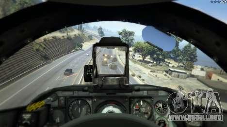 GTA 5 AT-26 Impala Xavante ARG octavo captura de pantalla