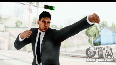 Messi Formal v2 para GTA San Andreas