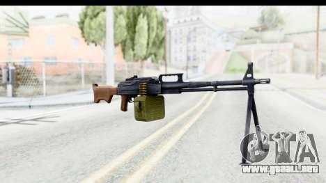 PKM para GTA San Andreas segunda pantalla