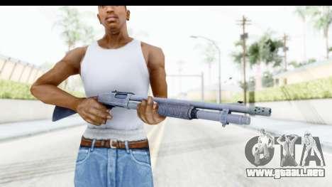 Remington 870 Tactical para GTA San Andreas tercera pantalla