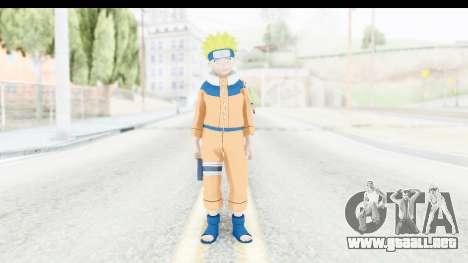 Naruto Ultimate Ninja Storm 4 Naruto Uzumaki v1 para GTA San Andreas segunda pantalla