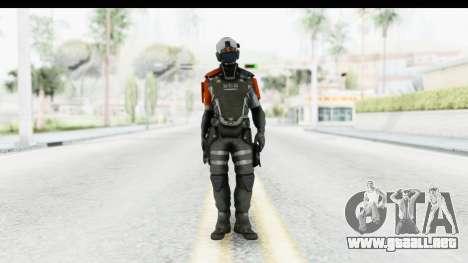 Homefront The Revolution - KPA v4 Original para GTA San Andreas segunda pantalla