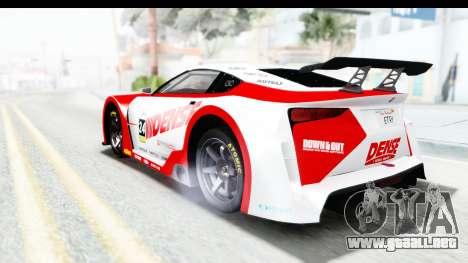 GTA 5 Emperor ETR1 v2 IVF para la vista superior GTA San Andreas