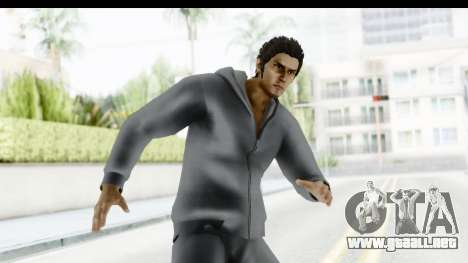 Yakuza 5 Kazuma Kiryu Home para GTA San Andreas