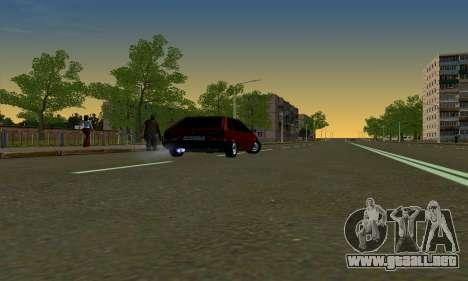 2109 para visión interna GTA San Andreas
