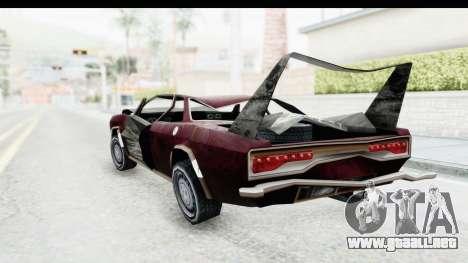 Tampa Daytona Kill para la visión correcta GTA San Andreas