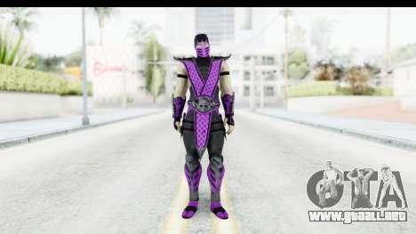 Mortal Kombat vs DC Universe - Rain para GTA San Andreas segunda pantalla