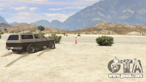 GTA 5 Off-roading Rancher sexta captura de pantalla