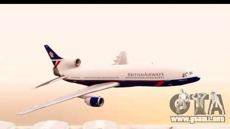 Lockheed L-1011-100 TriStar British Airways para GTA San Andreas
