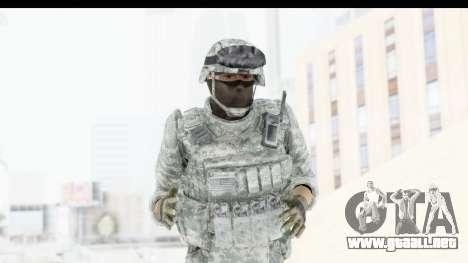 Global Warfare USA para GTA San Andreas