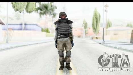 The Division Last Man Battalion - Grenadier para GTA San Andreas segunda pantalla