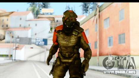 Homefront The Revolution - KPA v1 Camo para GTA San Andreas