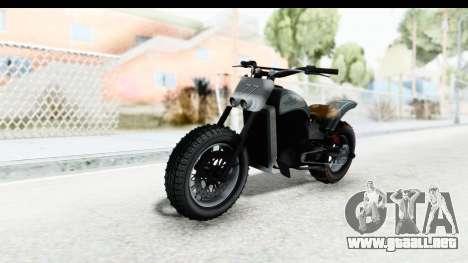 GTA 5 Western Gargoyle Custom v2 IVF para GTA San Andreas