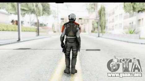 Homefront The Revolution - KPA v4 Original para GTA San Andreas tercera pantalla