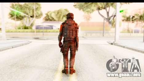 Homefront The Revolution - KPA v2 Camo para GTA San Andreas tercera pantalla