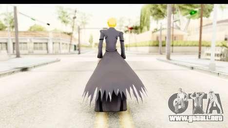 Bleach - Ichigo v2 para GTA San Andreas tercera pantalla