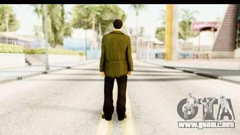 Mafia 3 - Lincoln Clay para GTA San Andreas tercera pantalla