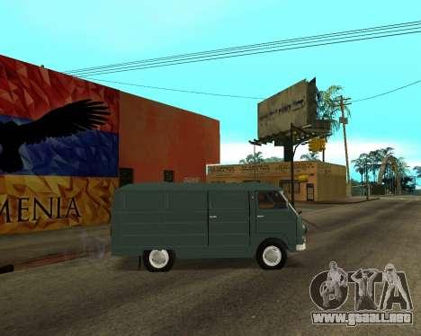 Eraz 762 Armenian para visión interna GTA San Andreas
