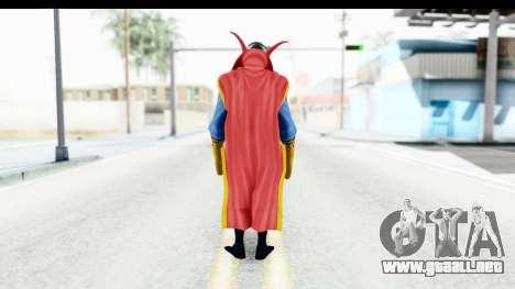 Marvel Doctor Strange para GTA San Andreas tercera pantalla