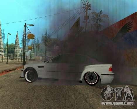 BMW M3 Armenian para las ruedas de GTA San Andreas