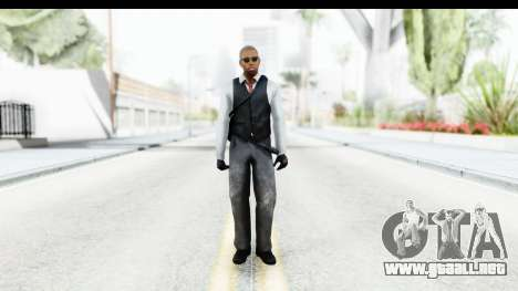 CS:GO The Professional v3 para GTA San Andreas segunda pantalla