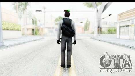 CS:GO The Professional v2 para GTA San Andreas tercera pantalla