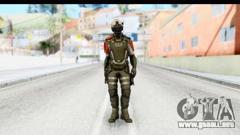 Homefront The Revolution - KPA v3 Original para GTA San Andreas segunda pantalla