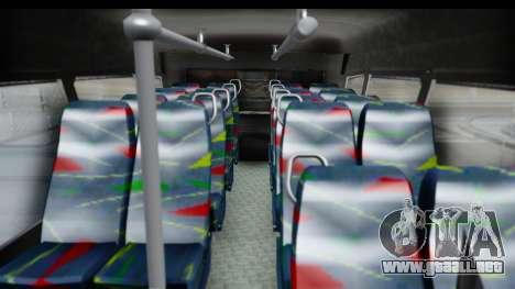 Dodge 300 Microbus para la visión correcta GTA San Andreas