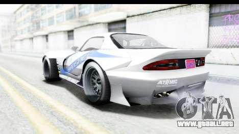 GTA 5 Bravado Banshee 900R Mip Map IVF para el motor de GTA San Andreas