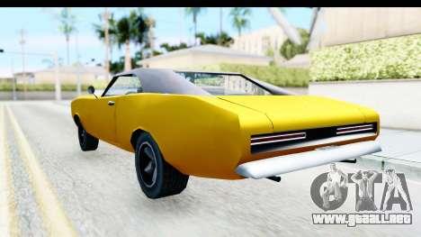 Imponte Dukes 1971 para GTA San Andreas left