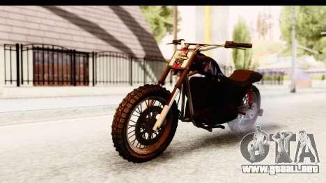 GTA 5 Western Cliffhanger Custom v2 IVF para GTA San Andreas