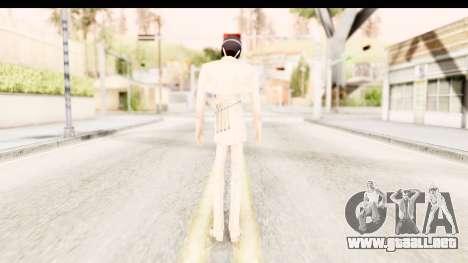Bleach - Uryu para GTA San Andreas tercera pantalla