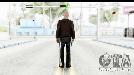 Gopnik para GTA San Andreas tercera pantalla