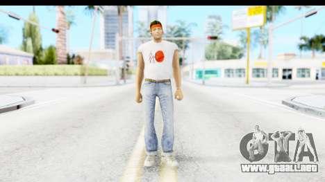 Tommy Vercetti Havana Outfit from GTA Vice City para GTA San Andreas segunda pantalla