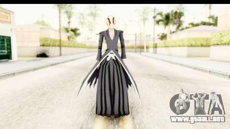 Bleach - Ichigo v3 para GTA San Andreas segunda pantalla
